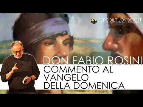Commento al Vangelo di domenica 14 Ottobre 2018 – don Fabio Rosini