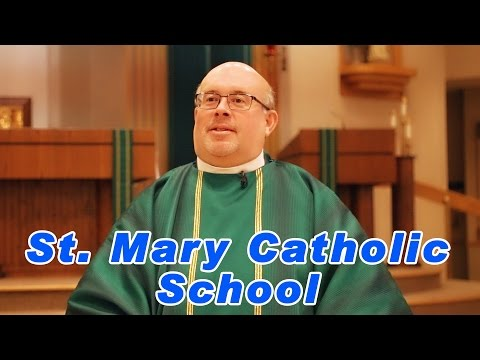 St. Mary Catholic School (Pinckney, MI) Promo #3 (Religion in School)