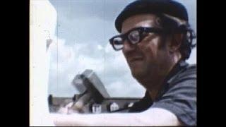 Brecht in der Innenstadt [Karl-Marx-Stadt 1972]