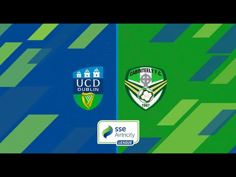 First Division GW17: UCD 5-1 Cabinteely