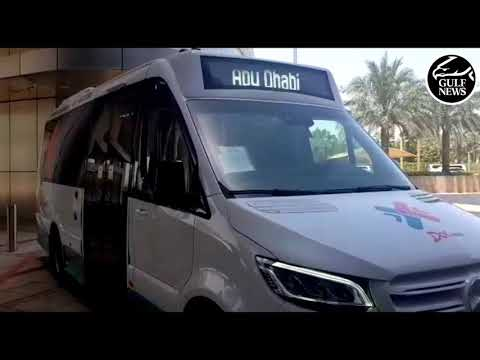 Coming soon! New public buses in Abu Dhabi