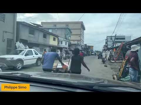 En direct de Douala, ville du business
