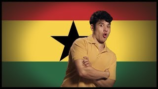 Flag Friday Ghana! (Geography Now)
