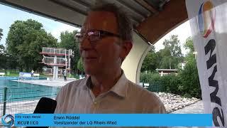 2017 08 15 Empfang Kai Kazmirek In Der Deichwelle Neuwied