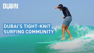 Hanging Ten With Dubai's Tight-Knit Surfing Community