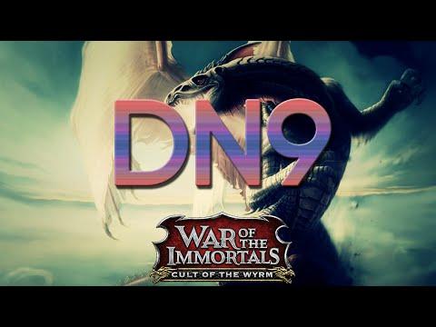 War of the Immortals - DN9