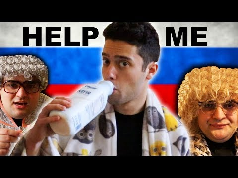 Russian Remedies When You Are Sick