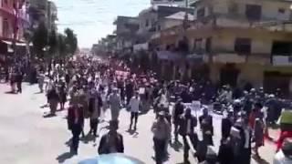 UML Surkhet Rally, एमालेको सुर्खेतमा यस्तो भो र्याली