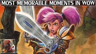World of Warcraft's Most Memorable Moments Episode 2