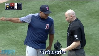 Alex Cora & Chris Sale get ejected, a breakdown
