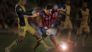 Lionel messi | never dives | never falls |hd|