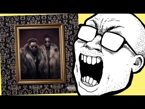 Young Thug & Carnage - Young Martha EP REVIEW