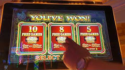MAJOR JACKPOT on 88 Fortunes in Las Vegas!!