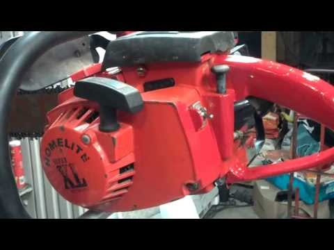 Homelite Super XL Automatic Chainsaw