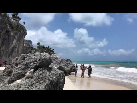 *NEW* Tulum Mayan Ruins Tour 2017 - Mexico (HD)
