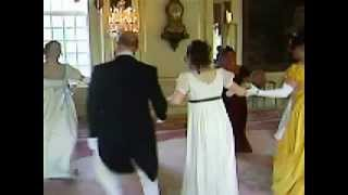 Jane Austen Regency Dance: Bath Carnival