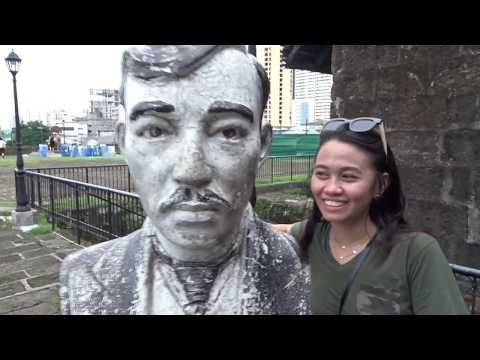 exploring  the capital of the Philippines together  #2