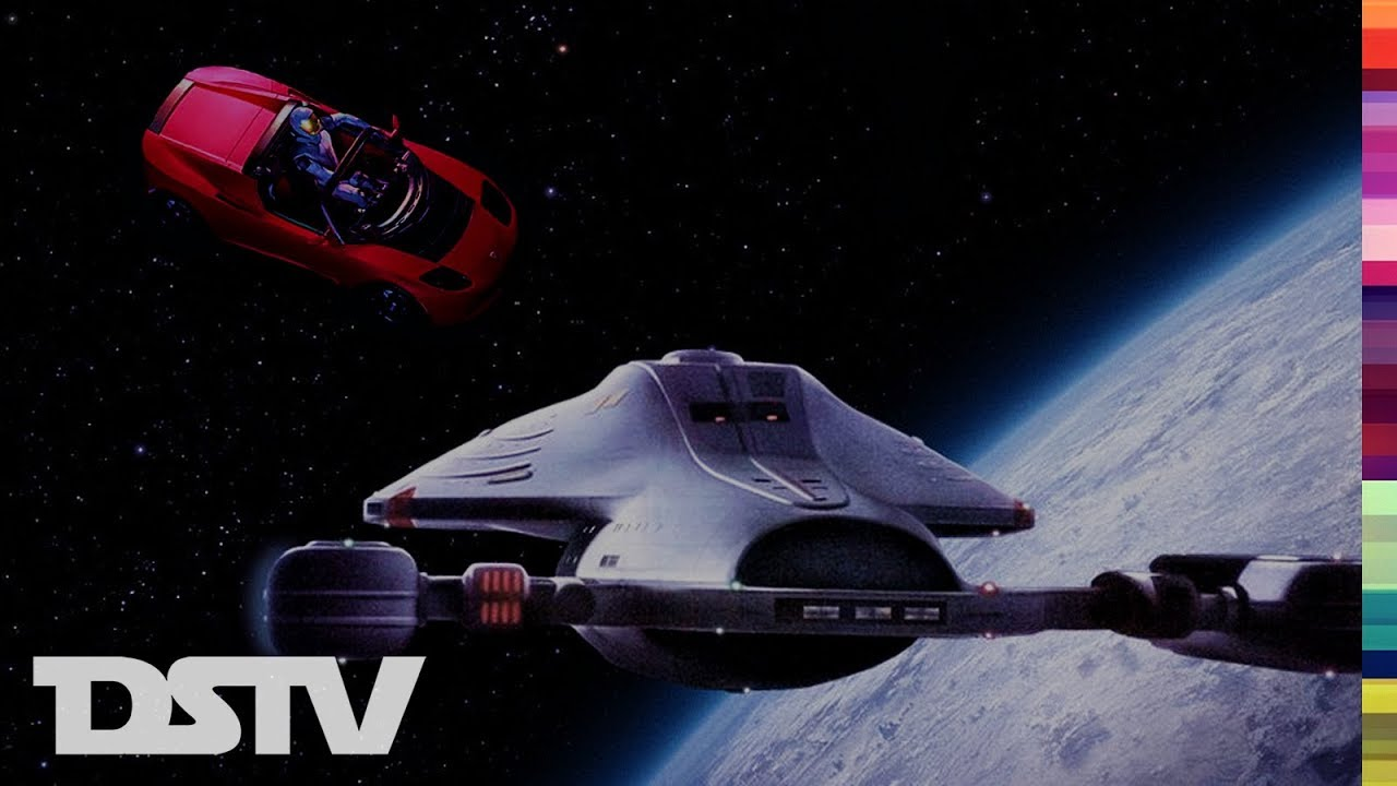 the crew of the uss voyager discovers a tesla in space youtube