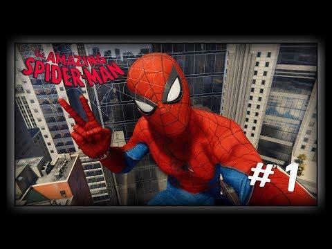 SPIDER-MAN | DÉCOUVERTE | EPISODE #1