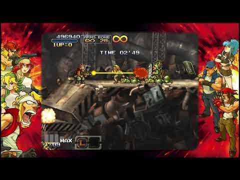 METAL SLUG XX Target Elimination 7B |