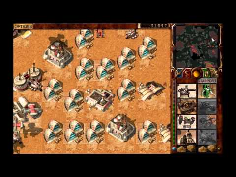 Dune 2000 Multiplayer - Shaokhan (H) vs Tano99 (A) 2011-10-02 Game 2