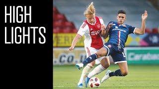 Video Highlights Walsall FC - Ajax download MP3, 3GP, MP4, WEBM, AVI, FLV Juli 2018