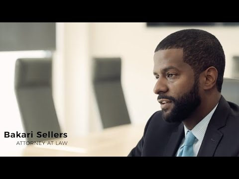 Who is Bakari Sellers? | Attorney at Law, Strom Law Firm, LLC