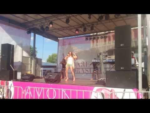 Crossfire feat. Axenia - Concert Pitesti
