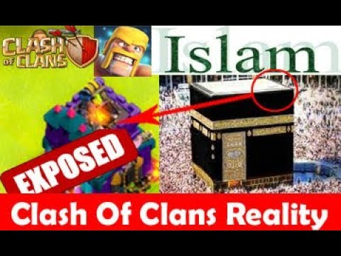 Clash Of Clans Game L Reality L Urdu/Hindi L Exposed.
