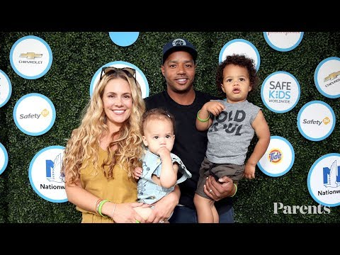 Donald Faison of Star Wars Resistance gives his kids acting lessons  Parenting Truths  Parents