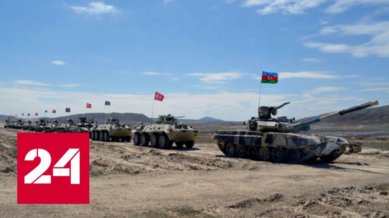 Конфликт вокруг Нагорного Карабаха выходит на мировой уровень. 60 минут от 01.10.20 MyTub.uz