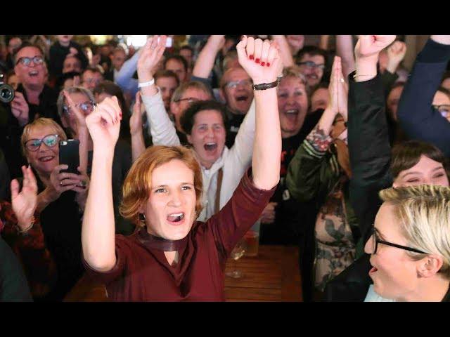 WELT-SONDERSENDUNG: Thüringen hat gewählt - Linke stärkste Kraft