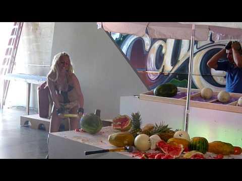 Capri Cavanni bts of Carla Cox.MOV
