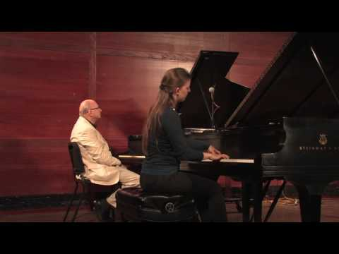 Philippe Entremont Masterclass - IKIF 2016 - July 25, 2016