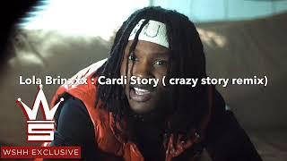 Cardi's Story ( KingVon Crazy story remix)