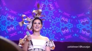 RAISA - Inginku (Konser Pemeran Utama Surabaya)