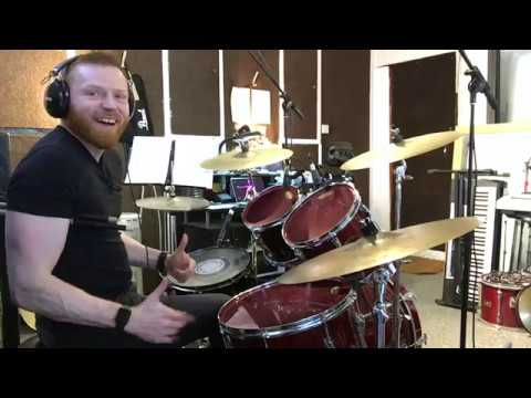 "How To Play ""Heart-Shaped Box"" By Nirvana On Drums: Note-For-Note Cover"