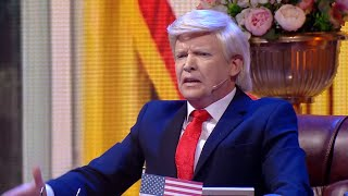 Новый спикер Верховной Рады и деолигархизация в Украине   Приколы 2021