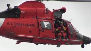 US Coast Guard Demonstration