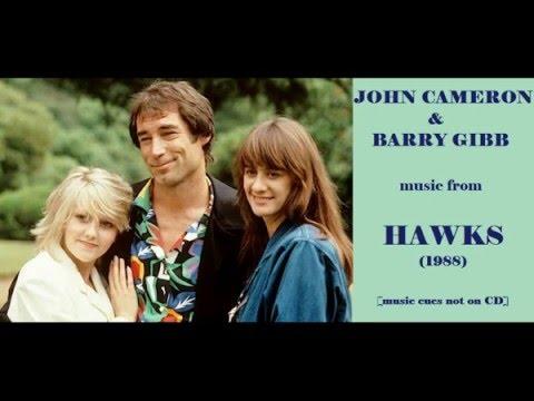John Cameron & Barry Gibb: music from Hawks (1988)