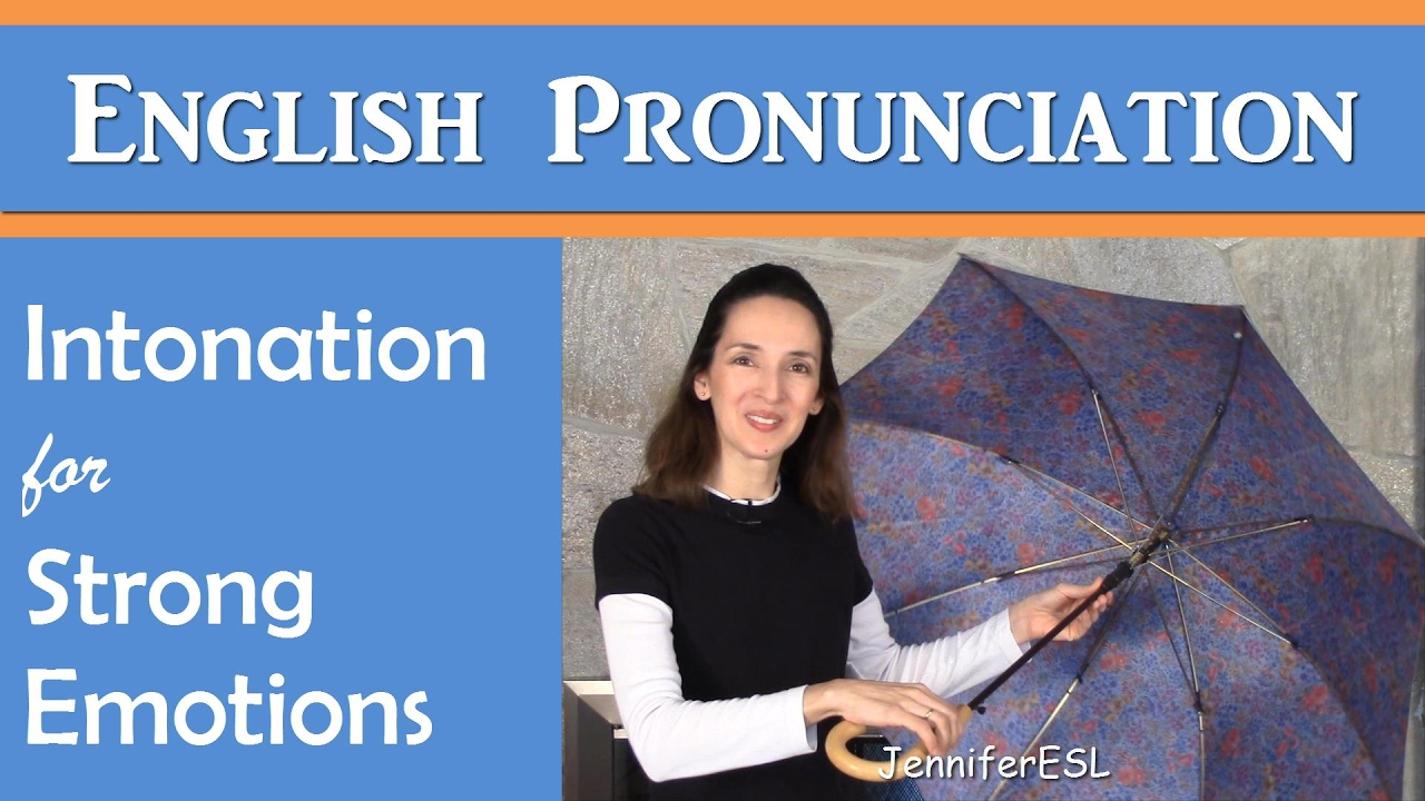 intonation system of english in the