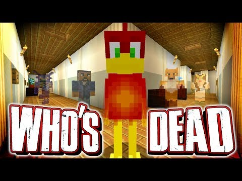 WAIT WHAT !! WHO'S ACTUALLY DEAD ? - Minecraft Murder Mystery