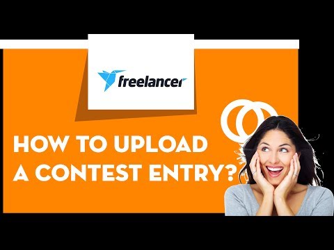 How to submit entry on freelancer com contests || ফ্রীলাঞ্চের.কম এ কিভাবে একটি ডিজাইন আপলোড করতে হয়