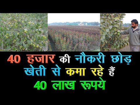 Progressive farmer earning 40 lakh with Natural Farming || Organic Farming|| Technical Farming||