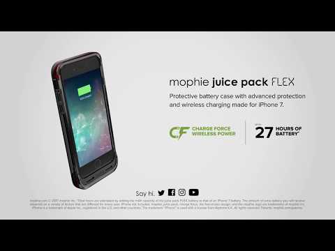 Mophie Juice Pack Flex For IPhone 7
