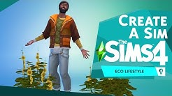 Traits, Clothing and MORE! The Sims 4 Eco Lifestyle CAS Overview