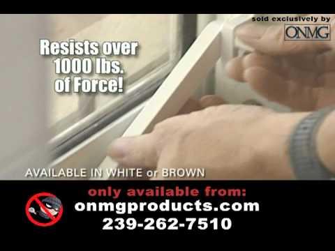 Deerfield Sliding Glass Door Deadbolt Lock Youtube