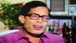 Rare Narayan Gopal Interview