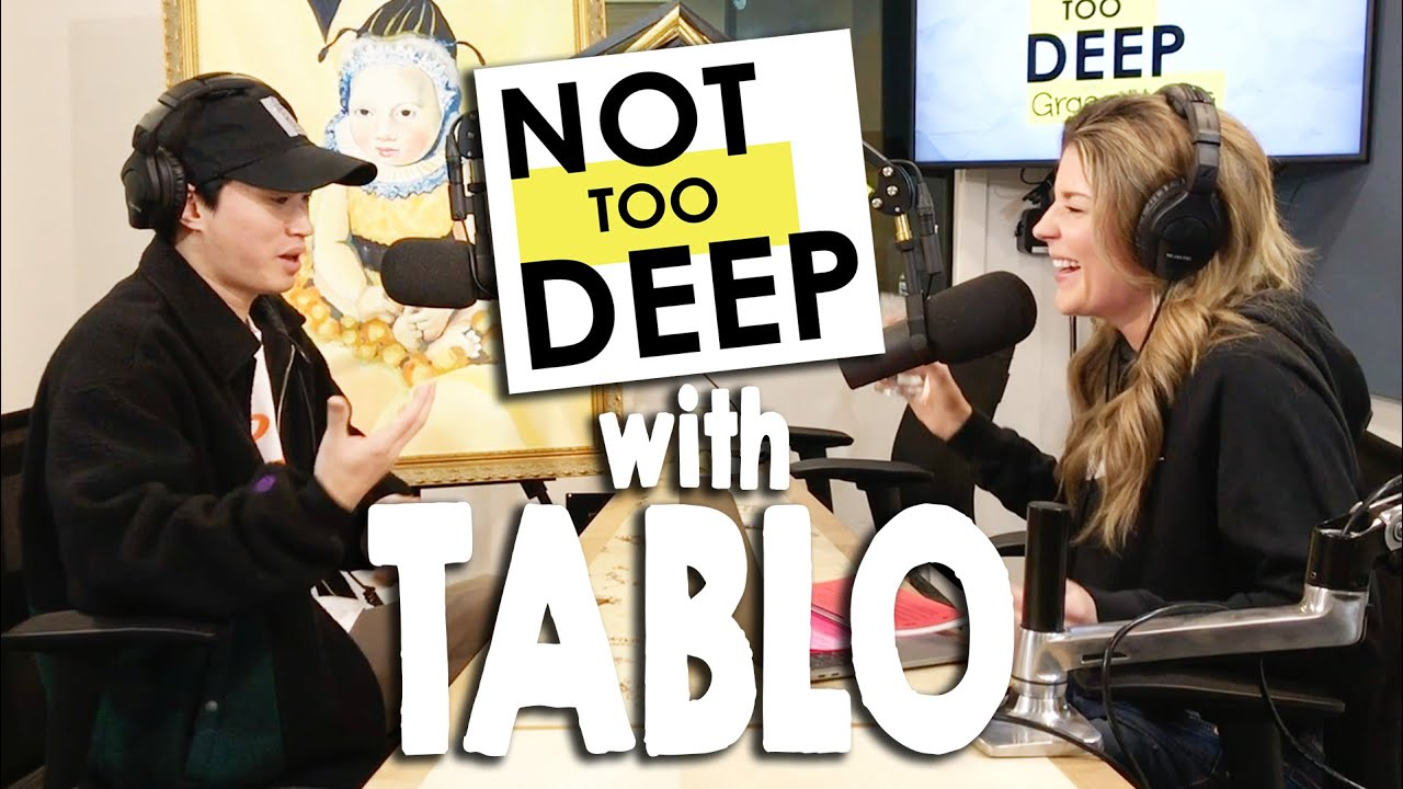 Download TABLO of EPIK HIGH on #NotTooDeep // Grace Helbig