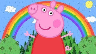 Peppa Pig in Hindi - Cleaning The Car - Gaadi saaf karna - हिंदी Kahaniya - Hindi Cartoons for Kids